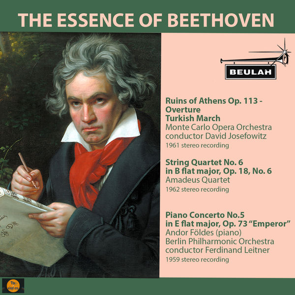 Various Artists - The Essence of Beethoven