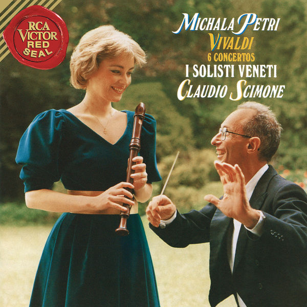 Michala Petri - Vivaldi: Six Concertos