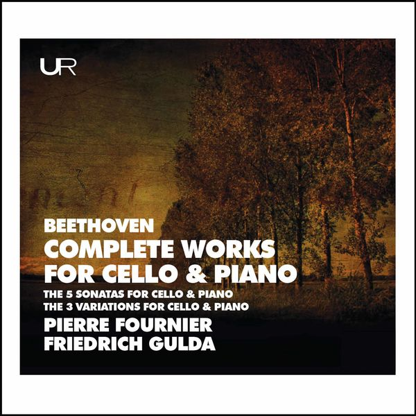 Pierre Fournier - Beethoven: Complete Works for Cello & Piano