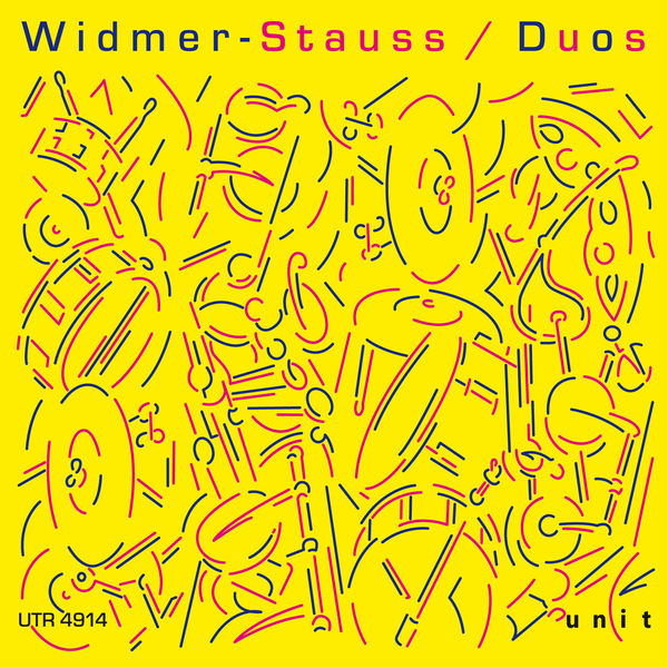 Jacques Widmer - Duos