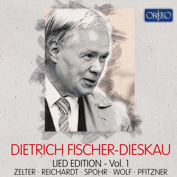 Dietrich Fischer-Dieskau - Dietrich Fischer-Dieskau: Lied-Edition, Vol. 1