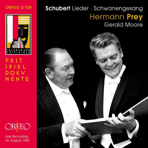 Hermann Prey - Schubert: Lieder (Live)