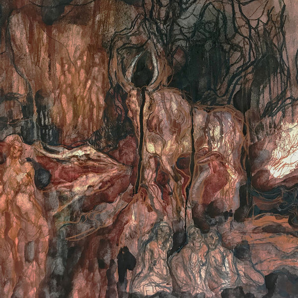 Darja Kazimira - Death of the Bull