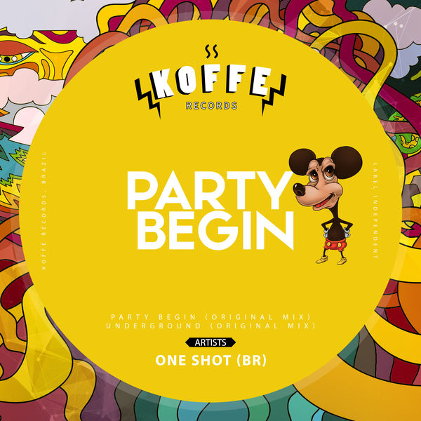 One Shot (Br) - Party Begin