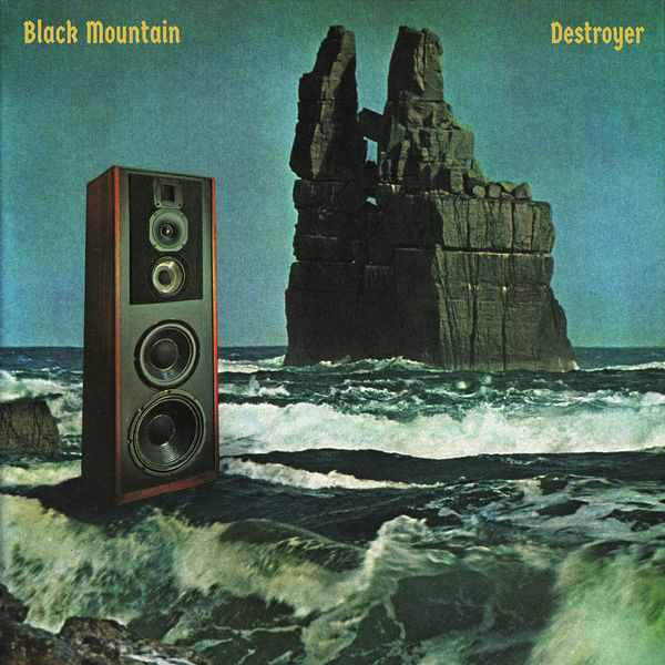 Black Mountain - Licensed to Drive
