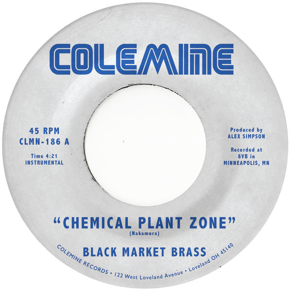 Black Market Brass - Chemical Plant Zone
