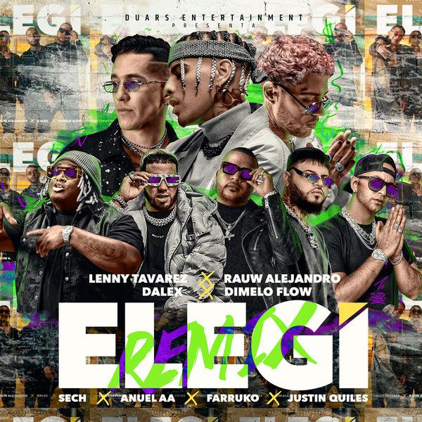 Rauw Alejandro - Elegí (Remix)