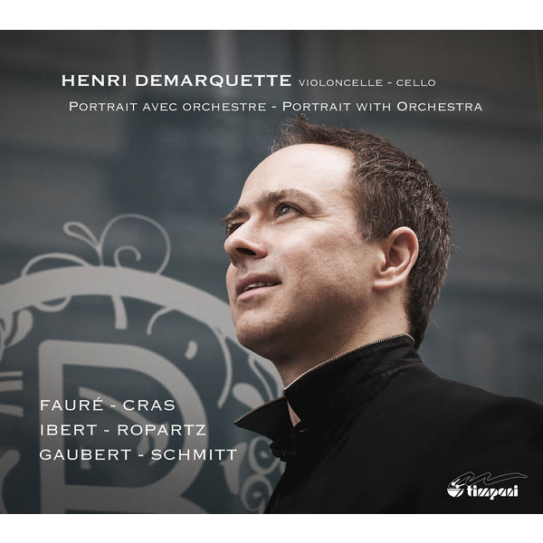 Henri Demarquette|Portrait avec orchestre
