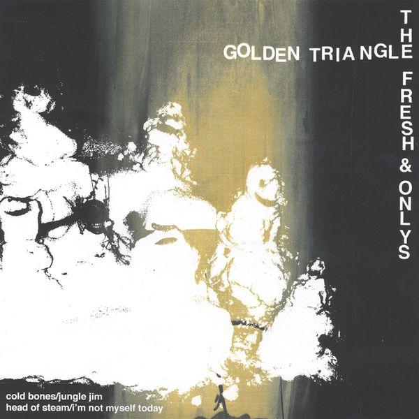 Golden Triangle - Golden Triangle / The Fresh & Onlys Split 7