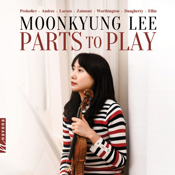 Moonkyung Lee - Parts to Play