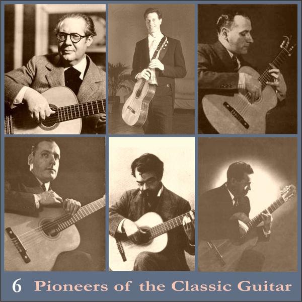 Julio Martinez Oyanguren - Pioneers of the Classic Guitar, Volume 6 - Recordings 1937