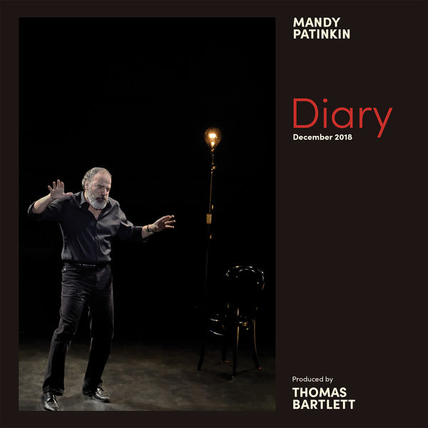 Mandy Patinkin - Diary: December 2018