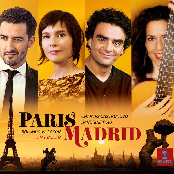 Liat Cohen - Paris - Madrid