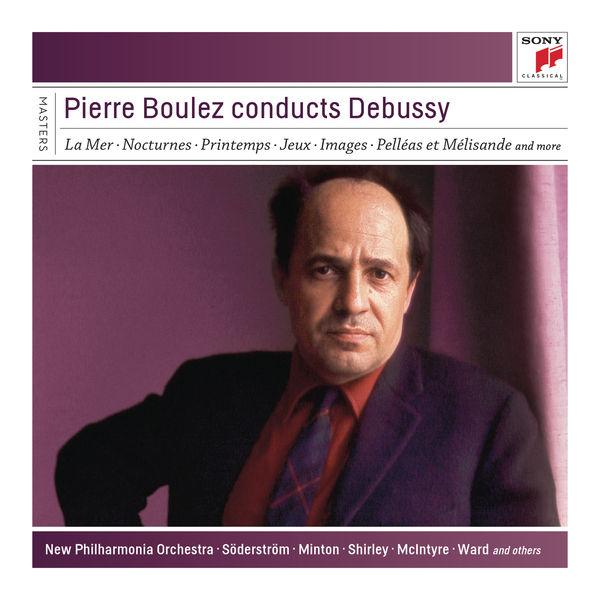 Pierre Boulez Pierre Boulez Conducts Debussy  (G010004406632U)