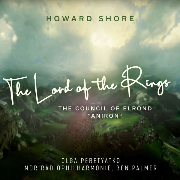"""Olga Peretyatko - The Lord of the Rings: The Council of Elrond """"Aniron"""" (Theme for Aragorn and Arwen)"""