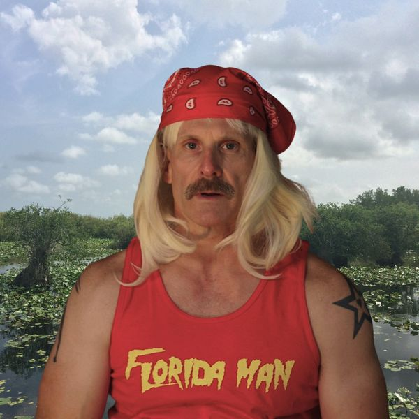 Jack Droppers & the Best Intentions - Florida Man