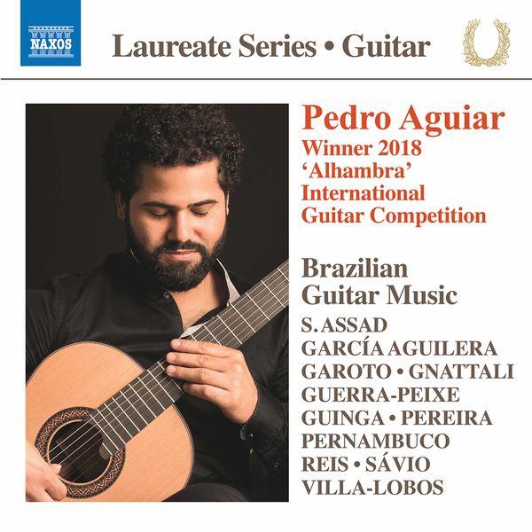 Pedro aguiar - Pereira, Villa-Lobos, Reis & Others: Works for Guitar