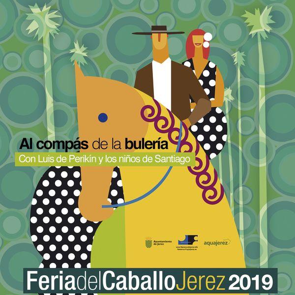 Various Artists - Al compas de la bulería. Feria del Caballo de Jerez 2019