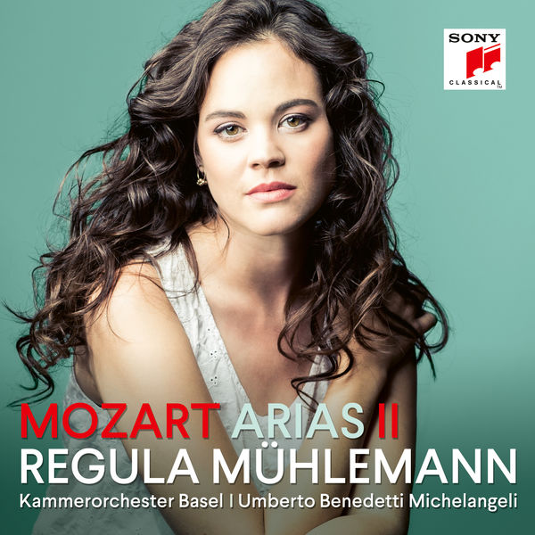 Regula Mühlemann - Mozart Arias II