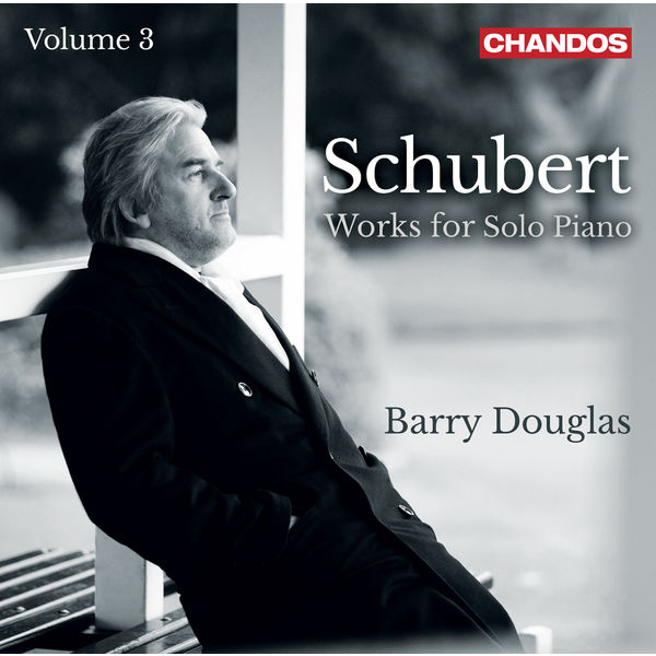 Barry Douglas - Schubert : Works for Solo Piano, Vol. 3