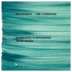 "Album Bruckner: Symphony No. 4 in E-Flat Major, WAB 104 ""Romantic"" (The 3 Versions) , Anton Bruckner von Bamberger Symphoniker | Qobuz: Download und Streaming in hoher Audioqualität"