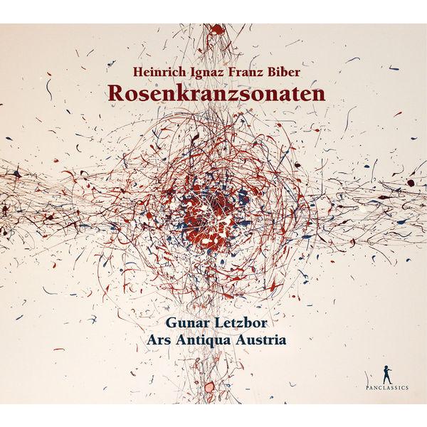 Gunar Letzbor - Biber: Rosenkranzsonaten, C 90-105
