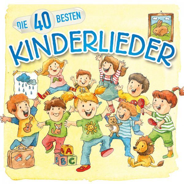 Katharina Blume - Die 40 besten Kinderlieder