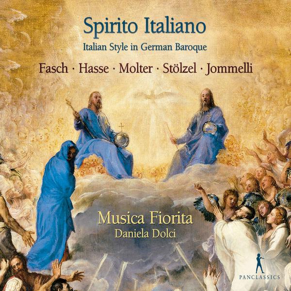 Musica Fiorita - Spirito Italiano: Italian Style in German Baroque