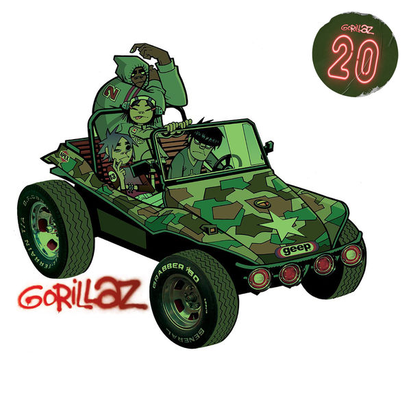 Gorillaz - Gorillaz (Gorillaz 20 Mix)