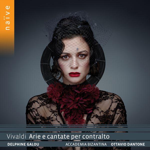 Delphine Galou|Vivaldi : Arie e cantate per contralto