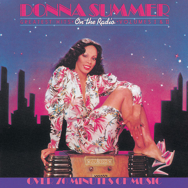 Donna Summer - On The Radio: Greatest Hits Volumes I & II