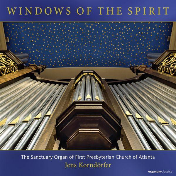 Jens Korndörfer - Windows of the Spirit