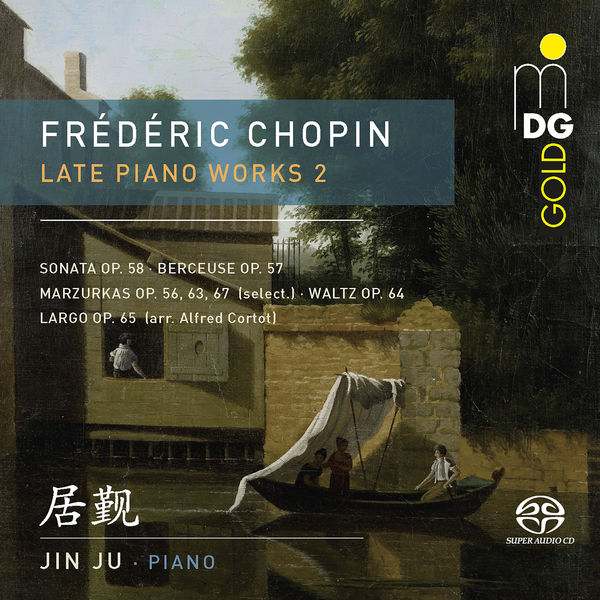Jin Ju - Chopin: Late Piano Works, Vol. 2