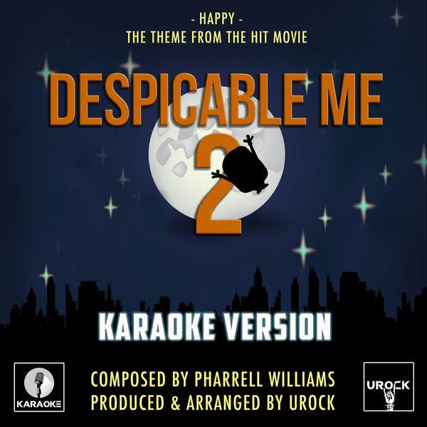 "Urock Karaoke - Happy (From ""Despicable Me 2"")"