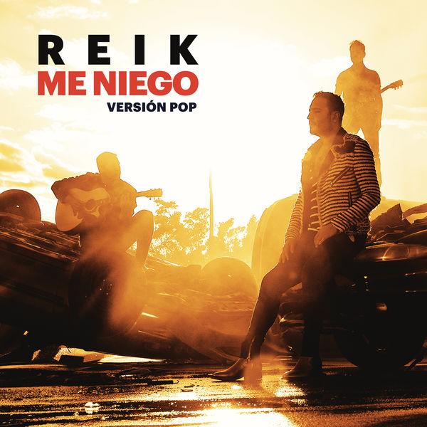 Reik - Me Niego (Versión Pop)