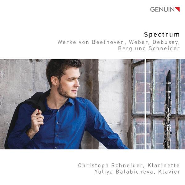 CHRISTOPH SCHNEIDER - Spectrum