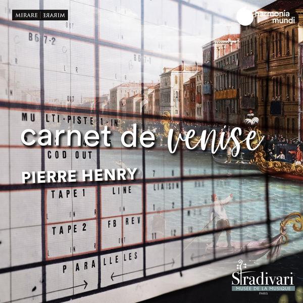 Pierre Henry - Pierre Henry: Carnet de Venise