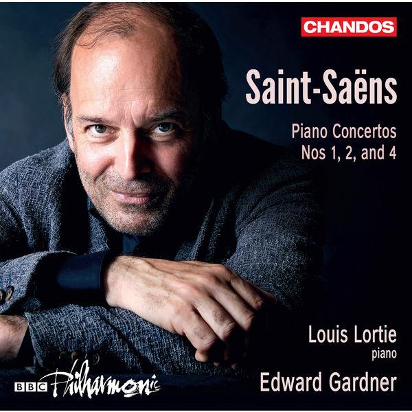 Louis Lortie - Saint-Saëns : Piano Concertos Nos. 1, 2 & 4