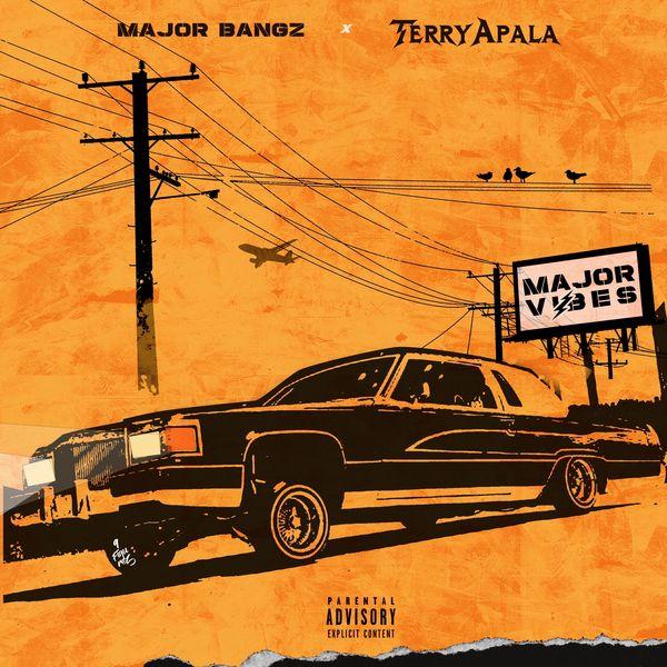 Terry Apala - Major Vibes - EP
