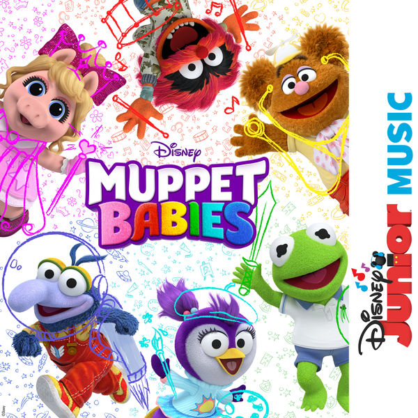 Listen To The New Muppet Babies Theme Song In Preparation: Disney Junior Music: Muppet Babies