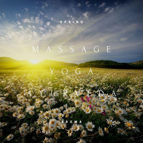 Spring Aroma - Massage, Yoga, Ayurveda et Acupression - New Age Music