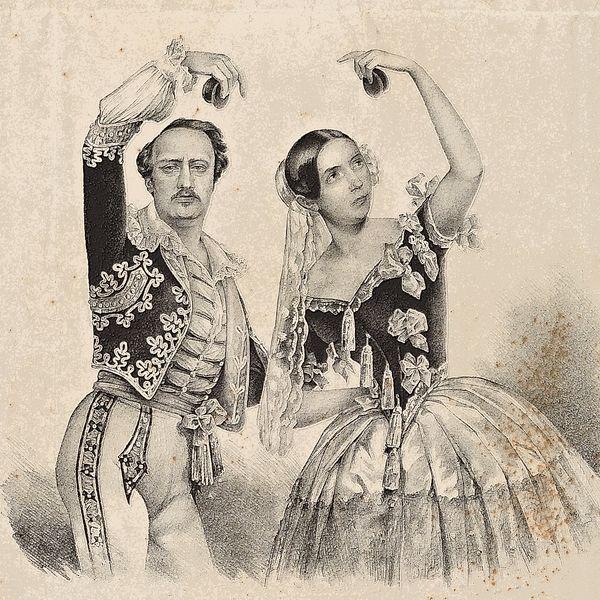 Chavela Vargas - National Dance
