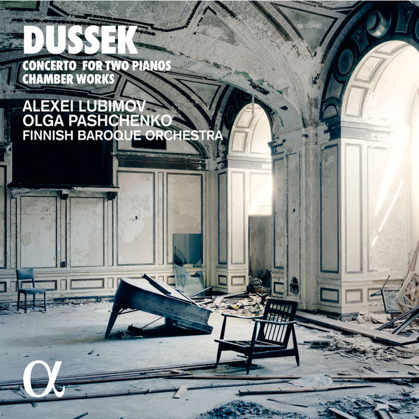 Alexei Lubimov - Dussek: Concerto for Two Pianos & Chamber Works