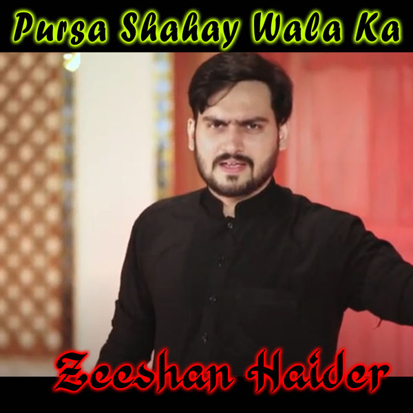 Zeeshan Haider - Pursa Shahay Wala Ka - Single