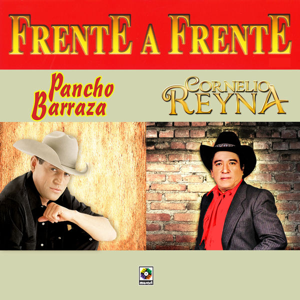 Pancho Barraza - Frente a Frente