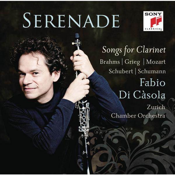 Fabio Di Casola - Serenade - Songs For Clarinet