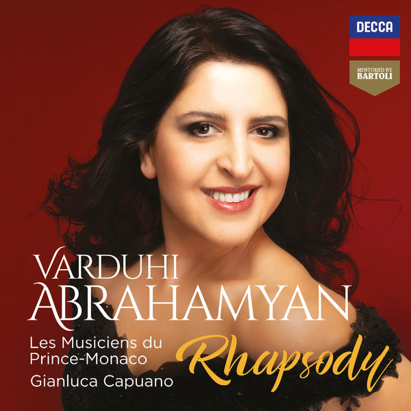 Album Rhapsody , Various Composers by Varduhi Abrahamyan | Qobuz: download  and streaming in high quality