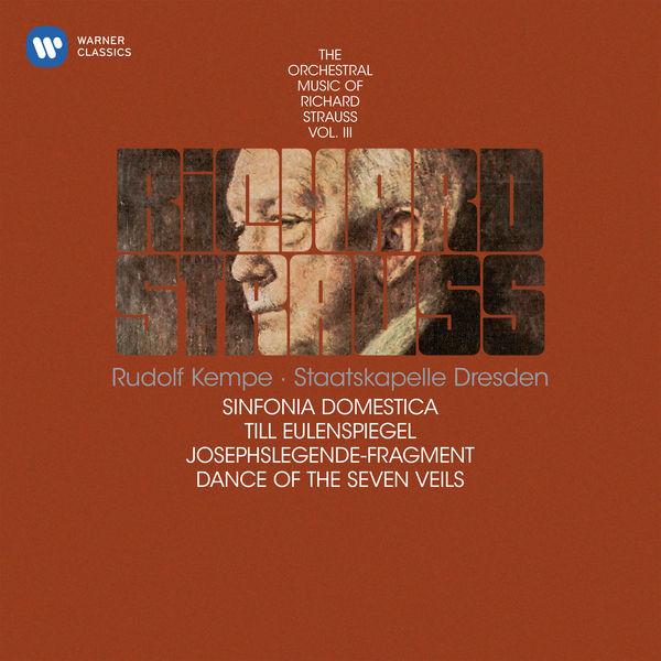 Staatskapelle Dresden - Strauss: Sinfonia domestica, Op. 53 & Till Eulenspiegel's Merry Pranks, Op. 28