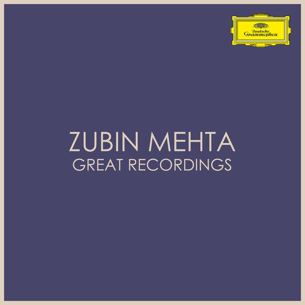 Zubin Mehta|Zubin Mehta - Great Recordings