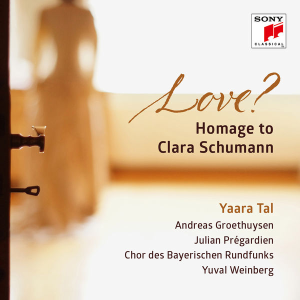 Yaara Tal - Variations on a Theme by Robert Schumann, Op. 23/I. Thema. Leise und innig